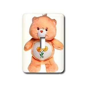 Care Bears   Peach Care Bear, Carebears   Light Switch Covers   single