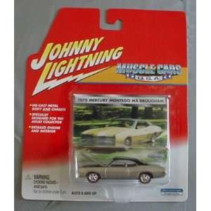 Johnny Lightning Muscle Cars USA 1970 Mercury Montego MX