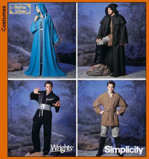Star Wars Jedi Ninja Lord of the Rings Robe Gandolf Cape Simplicity