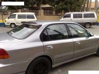 JDM 1996 Honda Civic Sedan EK 4 Door Rear Roof Visor wih Brackes Sun