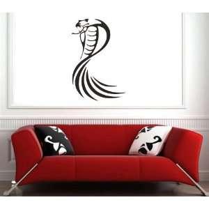 GARAGE WALL SHELBY COBRA EMBLEM LOGO DECAL STICKER ART S