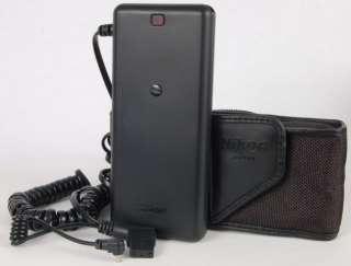 AUTHENTIC NIKON SD 8 EXTERNAL BATTERY POWER PACK FLASH