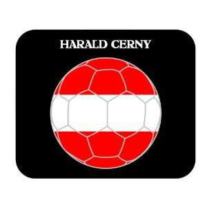 Harald Cerny (Austria) Soccer Mousepad: Everything Else