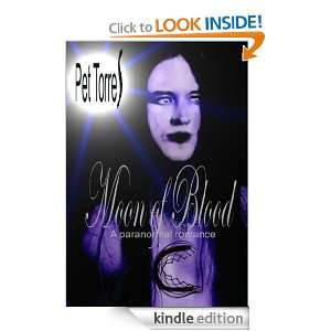 Moon of blood (vampire and witch) (paranormal/gothic Romance) [Kindle