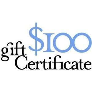 Harvest Essentials Gift Certificate   $100:  Kitchen