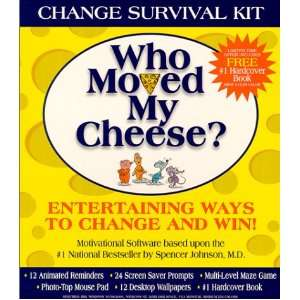 Who Moved My Cheese? Change Survival Kit (0618534604047