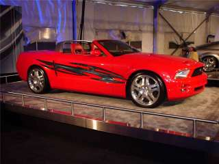 CAR VINYL GRAPHICS EAGLE FORD DIESEL TRUCK 074 1