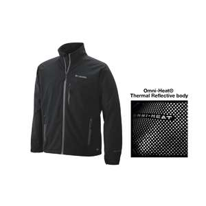 Columbia Sportswear Softshell Multi Purpose Jacket