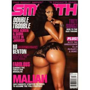 Smooth Magazine #42: Sandy Vasceannie: Books