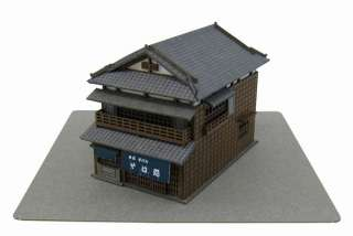 Noodle (Soba) Shop 1/220 Z scale   Sankei MP01 89 |