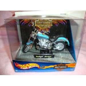 Hot Wheels Harley Davidson Softail Deuce