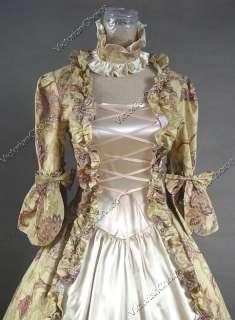 Victorian Gothic Lolita Dress Ball Gown Wedding 138 S