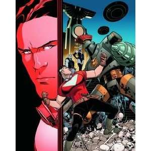 The Robots Of Doom TP Peter Hogan, Chris Sprouse; Karl Story Books