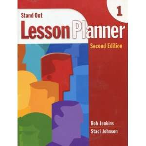 Lesson Planner 1 (9781424019298) Rob Jenkins, Staci Johnson Books