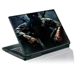 laptop skin protective decal cod black ops main poster Electronics