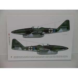 Me 262 in Combat   Air Miniatures No. 18 (9788389088703