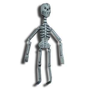 Dangling Paper Mache Skeleton Small Arts, Crafts & Sewing