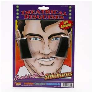 Elvis Rock & Roll Sideburns Toys & Games