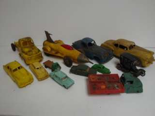 Toys MARX TIN TOYS WIND UP PLASTIC Toy Cars Toy Trucks MUST SEE