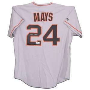 Willie Mays San Francisco Giants Autographed Jersey
