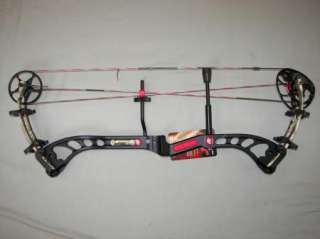 New 2012 PSE Bowmadness MP XS Compound Bow RH BC 29 70# Black Camo