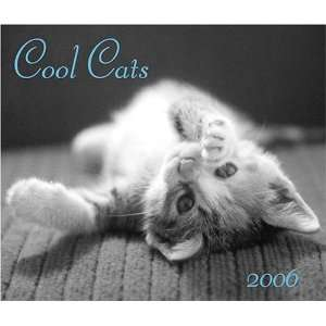 Cool Cats 2006 Deluxe Wall Calendar (9780760763650): Ziga
