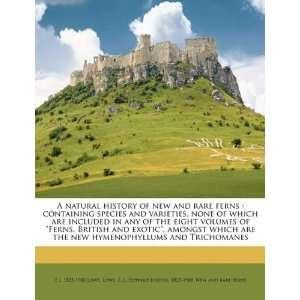 1825 1900 Lowe, E. J. (Edward Joseph) 1825 1900. Lowe Books