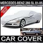MERCEDES BENZ 280 SL CAR COVER 1981 1982 1983 1984 1985