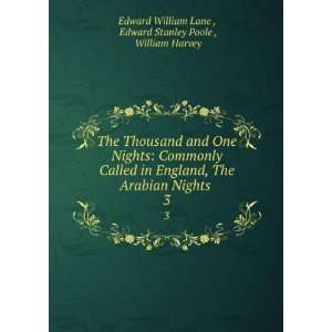 Edward Stanley Poole , William Harvey Edward William Lane : Books