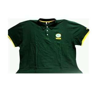 GBMensPolo Green Bay Packers Mens Polo Shirt