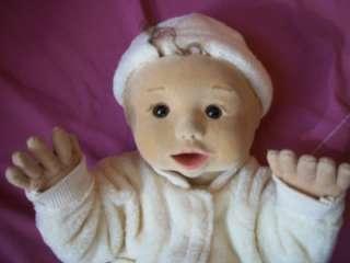 NEW Folkmanis Retired BABY Boy or Girl Infant Full Body Hand Puppet