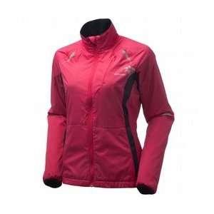 Rossignol Escape Cross Country Ski Jacket Fushia Sports