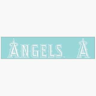 MLB Los Angeles Angels 4x16 Die Cut Decal Sports
