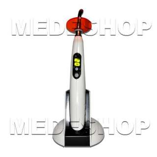 Dental Wireless LED Curing Light Woodpecker LED B New