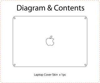 SGP Laptop Cover Skin Mahogany   Unibody Macbook Pro 15