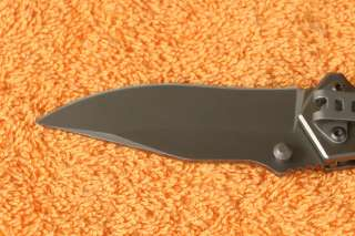 SANRENMU SRM High Quality Steel Folding Knife LG8 730