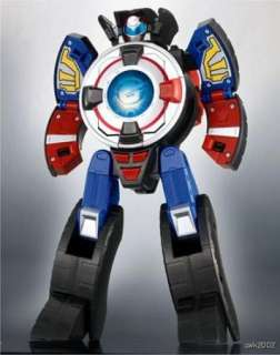 Bandai Japan Engine Sentai Go onger DX Go Roader GT Megazord