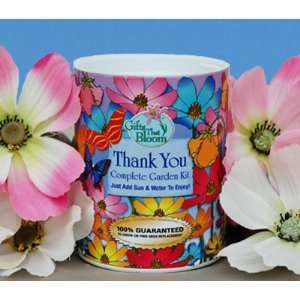 Thank You Garden Gourmet Food Gift Basket  Grocery