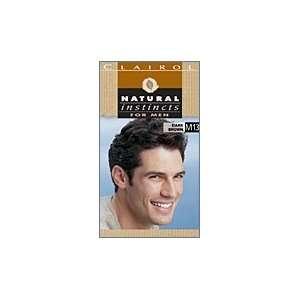 Natural Instincts Men #m13 Dark Brown Kit Health & Personal Care