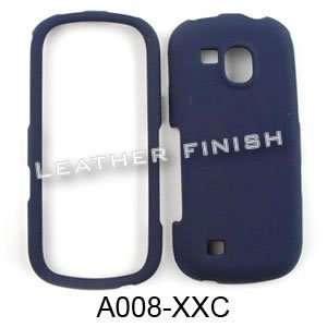 Samsung Continuum i400 Honey Navy Blue, Leather Finish
