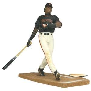 Barry Bonds San Francisco Giants Black Jersey McFarlane