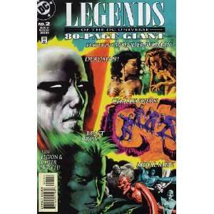 Legends of the DC Universe (1998) # GS 2 Books