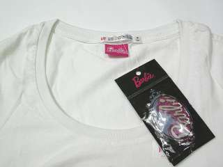 UNIQLO Barbie GRAPHIC SHORT SLEEVE T SHIRT LIMITED With Barbie Name