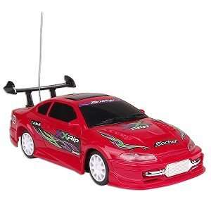 Saker 124 Scale 27MHz Remote Control Car (Red) Toys