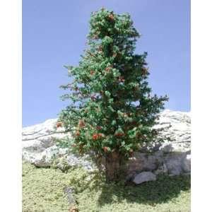 Deciduous Trees w/Real Wood Apple 2 4 (3) TLS231: Toys