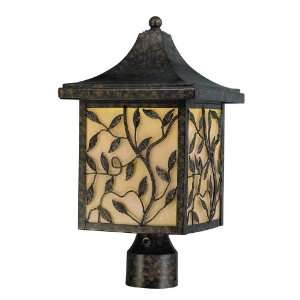 St. Andrew Collection ENERGY STAR 17 High Post Light