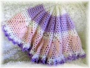 EMILIE ROUND BABY AFGHAN CROCHET PATTERN BY REBECCA |