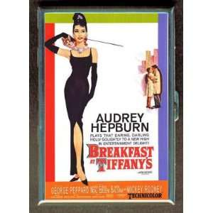 KL AUDREY HEPBURN BREAKFAST COLORFUL ID CREDIT CARD WALLET CIGARETTE