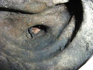 Cast Brass PARVATI Deity Godess Devi Statue Figure Shrine Altar