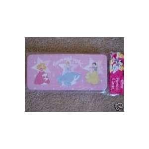 Disney Princess Tin Pencil Case